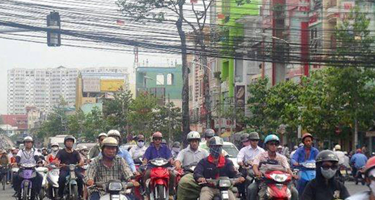 Vietnam: Et land i fremgang