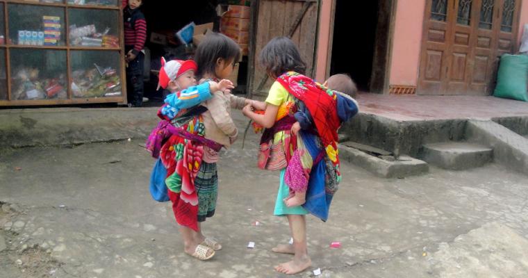 Børn_i_sapa_vietnam