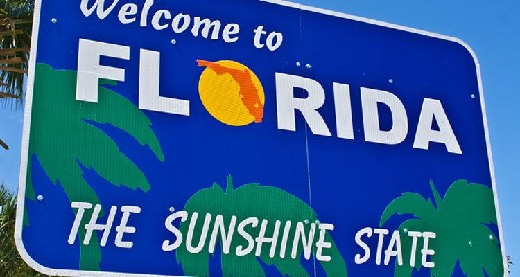 Turen går til Florida