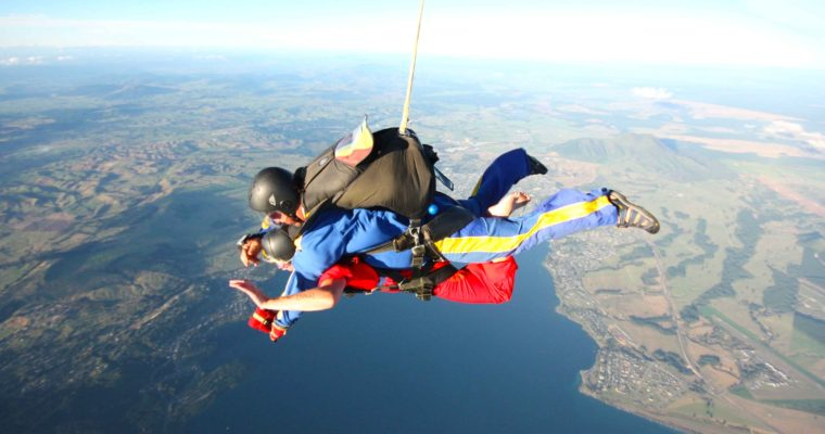 4 tips til det ultimative adrenalinrus i New Zealand